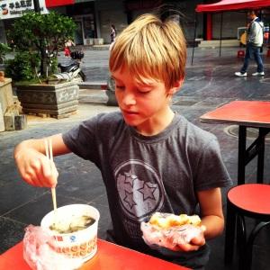 Guilin Street Breakfast